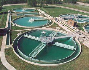 Watertreatmentplant